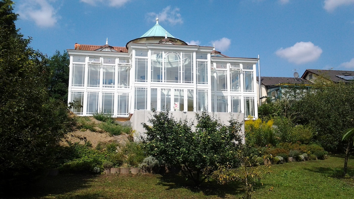 doppelst ckiger englischer wintergarten jc exklusive. Black Bedroom Furniture Sets. Home Design Ideas