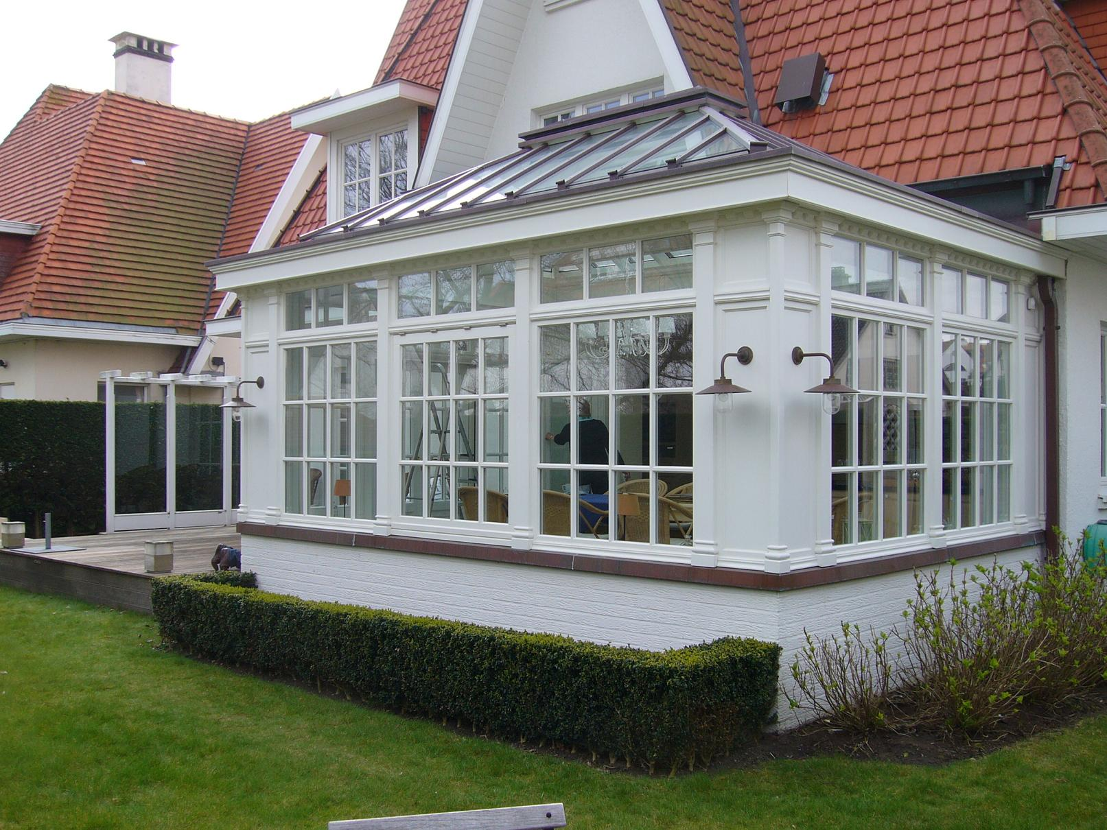 Orangerie Wintergarten orangerie in belgien jc exklusive wintergärten klassische